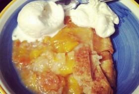Pantsless Peach Pie