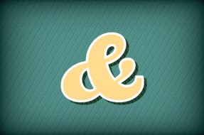 Green Ampersand