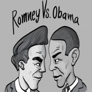 romney vs obama thumbnail